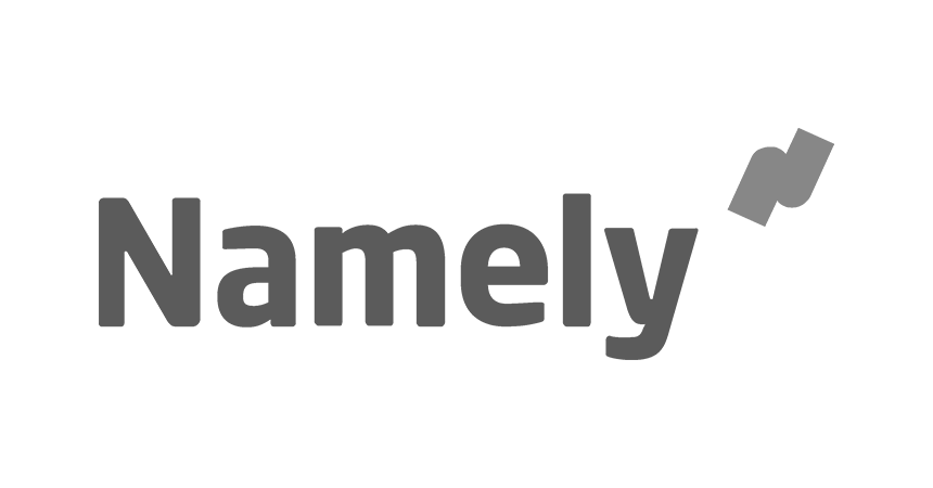 Namely Logo Gray 2