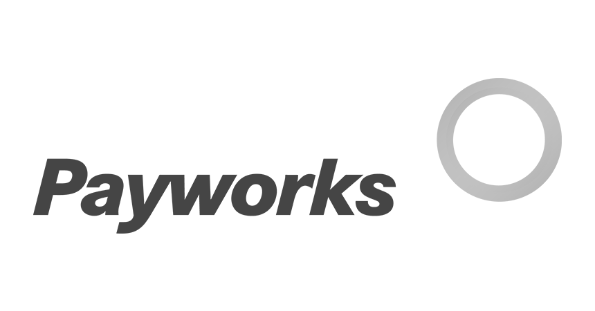 Payworks Logo Gray 2