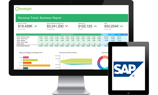 Child ERP Page - Main Feature - Draft Three SAP